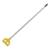 Rubbermaid® Commercial Invader Aluminium Side-Gate Wet-Mop Handle, 150cm , Grey/Yellow
