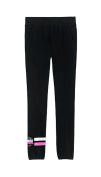 Victorias Secret PINK Slim Vintage Gym Pant Sweat Pant Small Black