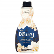 Ultra Downy Infusions Long-lasting fragrance Cashmere Glow Liquid Fabric Conditioner, Pack of 1