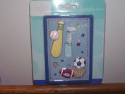 Switchplate for a Baby Boy