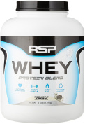 RSP Nutrition Whey Protein Powder Blends, Cookies and Cream, 1.8kg
