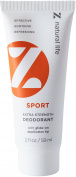 Z Natural Life Extra Strength Deodorant - Sport Scent - NEW! Stick Like Applicator Tip