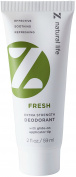 Z Natural Life Extra Strength Deodorant - Fresh Scent - NEW! Stick Like Applicator Tip
