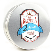 Via Barberia Shaving Cream - Italian Shaving Cream for Men - 3 Scents! (SCENT