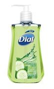 Dial Liquid Hand Soap, Cucumber & Mint, 220ml