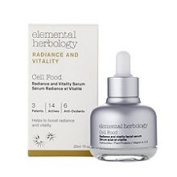 Elemental Herbology Cell Food Radiance & Vitality Serum, 30ml