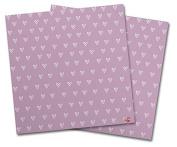 WraptorSkinz Vinyl Craft Cutter Designer 12x12 Sheets Hearts Maeve - 2 Pack