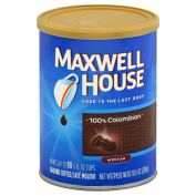 Maxwell House 100 Percent Colombian Coffee, 310ml -- 6 per case.