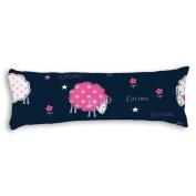 Veronicaca Dreams Sheep Custom Cotton Body Pillow Covers Pillow Cases 50cm x 140cm