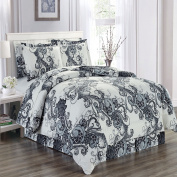 Holly Microfiber Comforter Bed In A Bag Set King