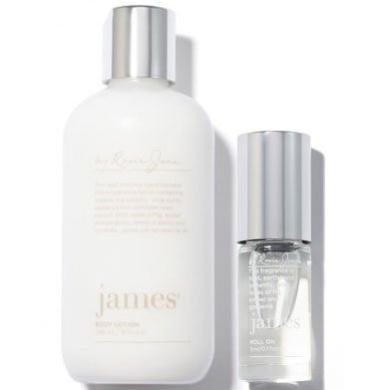 by Rosie Jane - James Roll On Perfum and Lotion Duo