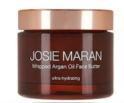 JOSIE MARAN 50ml Whipped Argan Oil Face Butter in Juicy Peach