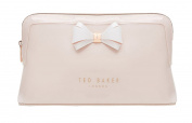 Ted Baker London Abbie Curved Bow Cosmetic Travel Wash Bag
