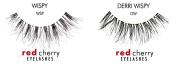 Red Cherry False Eyelashes #WSP (Pack of 3) & Red Cherry #DW False Eyelashes