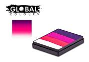 Global Colours Paint - Rainbow Cake Oxford 50gr