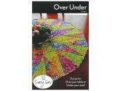 Swirly Girls Design Over Under Tree Skirt Pattern