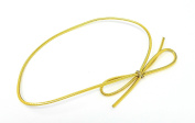 Stretch Loops - 15cm , Gold - Pack of 50