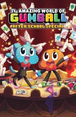 The Amazing World of Gumball: After School Special Vol. 1 (Amazing World of Gumball)