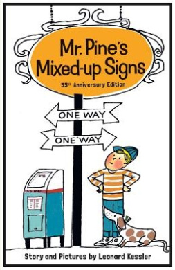 Mr. Pine's Mixed-Up Signs: 55th Anniversary Edition (Mr. Pine)