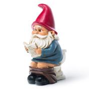 BigMouth Inc Gnome on a Throne