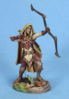 Male Wood Elf Archer DSM-7420