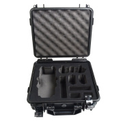 RCYAGO Hardshell Waterproof Anti-Shock Suitcas Portable Carrying Case Strong Box for DJI Mavic Pro Quadcopter