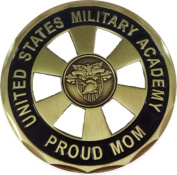 Military Academy West Point Proud Mom Challenge Coin