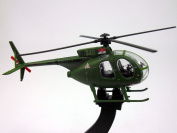 Hughes OH-6 Cayuse (LOH) 1/72 Scale Helicopter Model