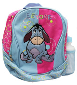 Disney's Winnie the Pooh Pouting Eeyore Dual Pocket Small Size Backpack