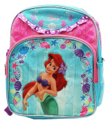 Disney's The Little Mermain Princess Ariel Tropical Theme Small Backpack