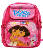 Nick Jr's Dora the Explorer Boots and Dora Best Friends Small Size Backpack