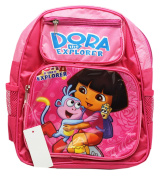 Nick Jr's Dora the Explorer Dora, Boots, and Map Small Size Backpack