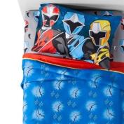 Power Rangers Sheet Set (Twin)
