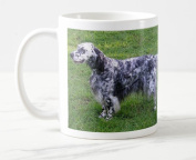 330ml Ceramic Coffee Mug With English Setter Picture