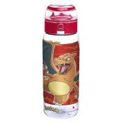 Pokemon Charizard, Charmander & Charmeleon Design Large Tritan Drinking Water Bottle
