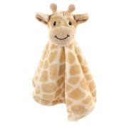 Hudson Baby Animal Friend Plushy Security Blanket, Giraffe