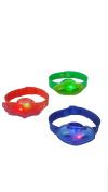 PJ Masks Gekko, CatBoy, Owlette Light Up Bracelet - Set of 3