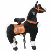 Ride on Horse Cycle Toy Medium Mechanical Walking Pony Bounce up and down & Move (Age Group 4 year to 9 year )