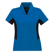 Ash City Womens Rotate Performance Polo