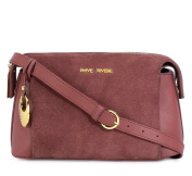 Phive Rivers Women's Leather Crossbody Bag