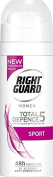 Right Guard Total Defence 5 Fresh Anti-Perspirant Roll On, 50 ml, Pack of 6
