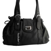 Jennifer Jones - präsentiert von ZMOKA® Women's Shoulder Bag black black