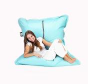 Maxi Cushion Pouffe Colourful Mr. Big - One - Blue