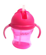 Griptight - Handled Weaning Straw Sipper Cup - Non Spill