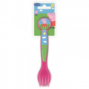 Childrens Toddler Plastic Cutlery 2 Pieces