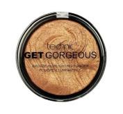 Technic Get Gorgeous 24ct Gold Highlighting Powder, 12 g