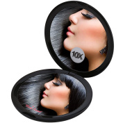 Miss Sweet Compact Mirror for Purse Travel Mirror Pocket Mirror True image & 10X magnification