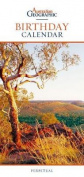 Aust Geographic Birthday Calendar