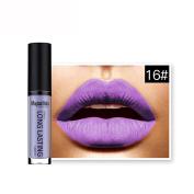 Long Lasting Lip Gloss Lipstick, Bolayu Waterproof Matte Liquid Lipstick
