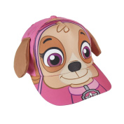 Paw Patrol 2200002243 - Skye Character Childrens Cap with 3D Effect Ears One Size